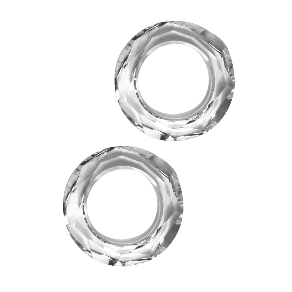 Swarovski Kristall-Schliffring, 14 mm, Dose 1 Stück