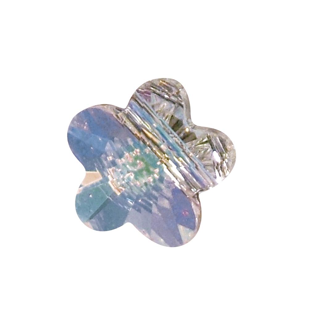 Swarovski Kristall-Blüten-Perle, 8 mm, Dose 7 Stück