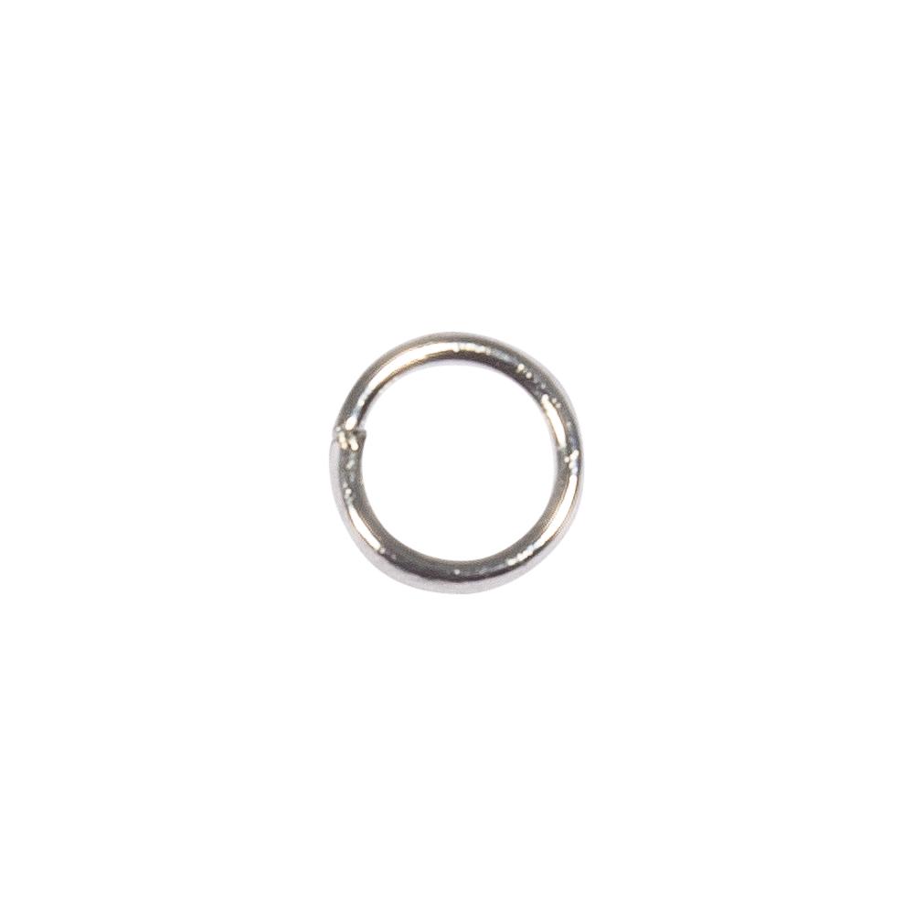 Ringel rund, 4,2mm ø, Stärke 0,6mm, SB-Btl. 30Stück