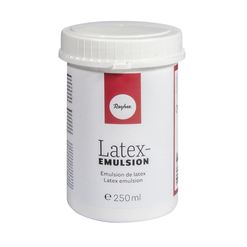 Latexemulsion, 250 ml