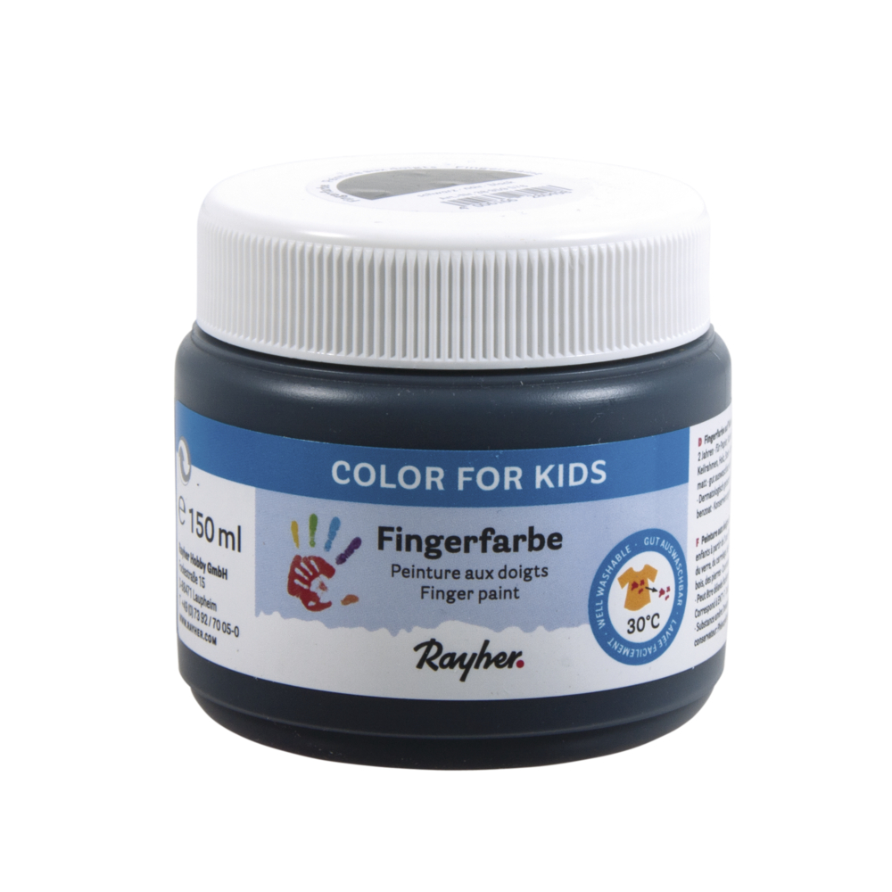 Fingerfarbe, Dose 150ml