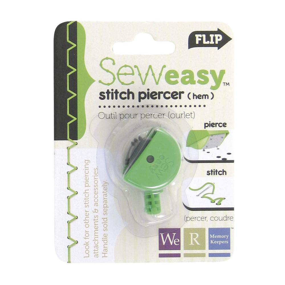 SewEasy Stitch Piercer-Hem Head, SB-Bli 1Stück