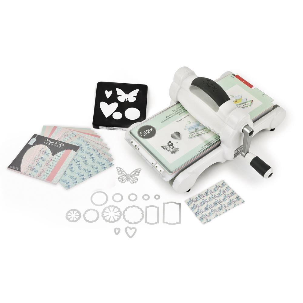 Sizzix Big Shot Starter Kit, Karton